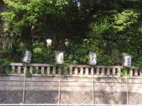 201105五条天神夏祭り