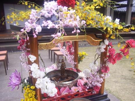 灌仏会と釈迦の降誕伝説