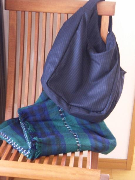 コムデギャルソン2006、もうこの模様と布地は、好み過ぎて...買いっ!
