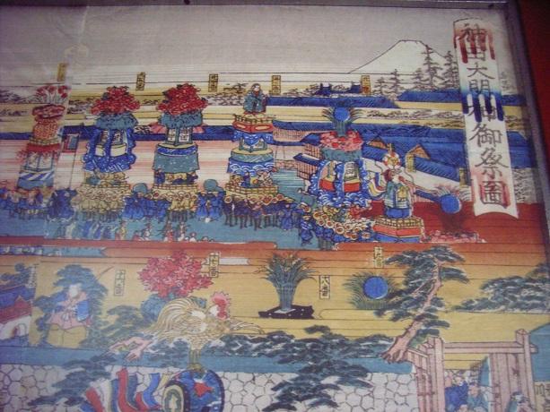 2014年の神田祭は陰祭ですので、江戸の当時を想像してみました/旧4/15・甲申