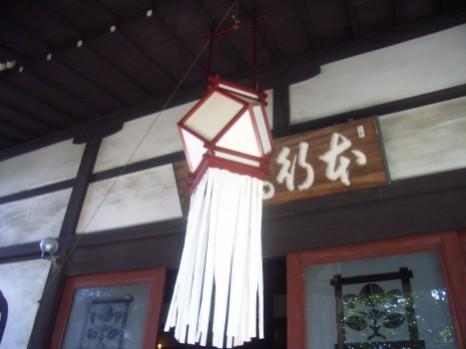切子燈篭2010年7月18日10時43分