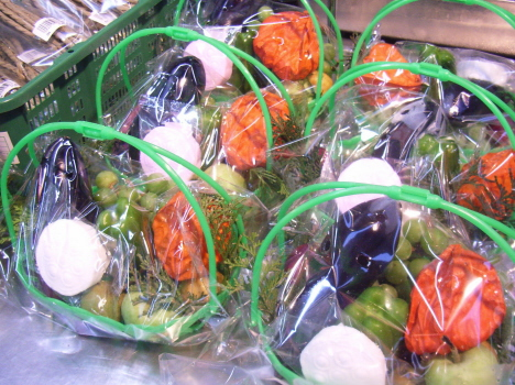 草市というネーミングにまず惹かれ、そこに売られるモノにまた惹かれる。東京はもう盆の入りです/旧6/16・戊子