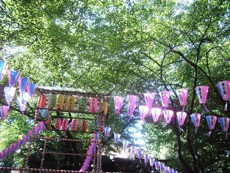 20100711諏方神社盆踊り
