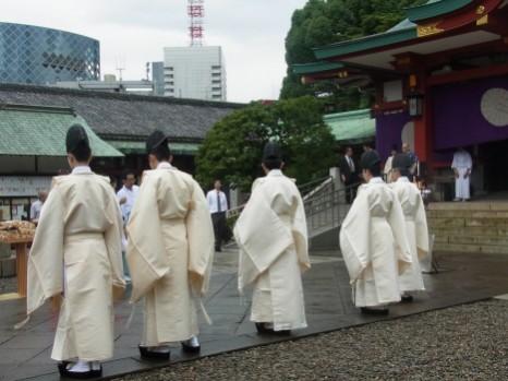 箸供養 神事