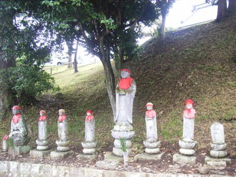 安洞院地蔵尊