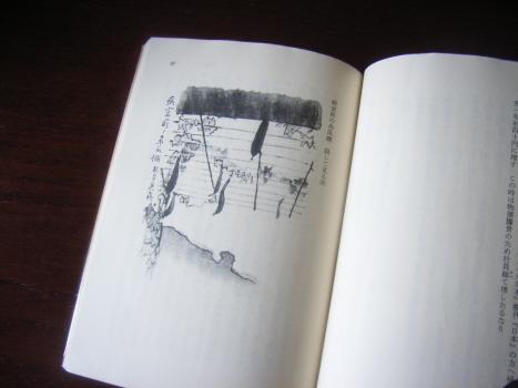 『仰臥漫録』の挿絵1