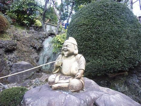 東覚寺の恵比寿さん