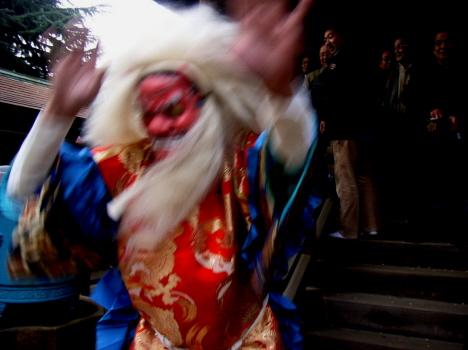 今日は、季節の節目・節分です。ニッポン全国津々浦々では、いったいいくつ節分祭が行われているんだろう?/2/3=旧12/15・庚戌