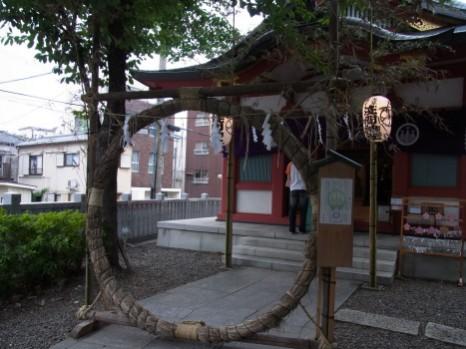 浅草浅間神社