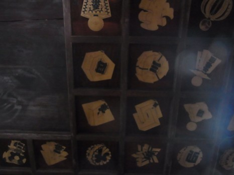 海運寺の天井
