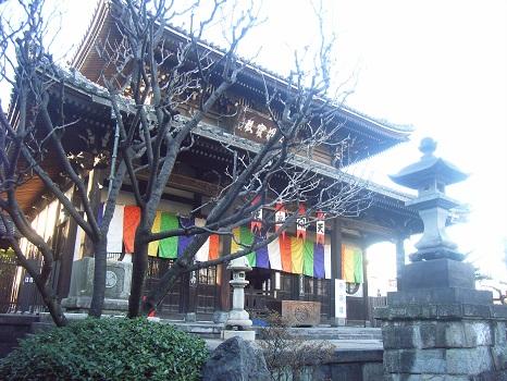 弘福寺本堂