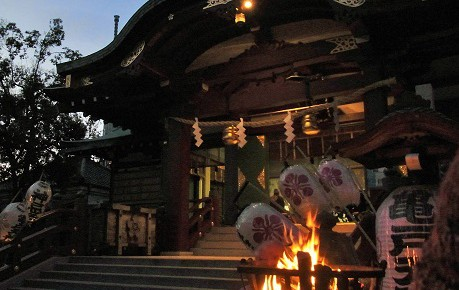 亀戸天神では、3月25日の今日も、ご供養の神事「神忌祭」が執り行われます/3/25=旧2/28・辛亥