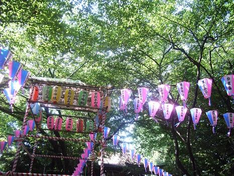 あっという間に東京のお盆はすぎて、そろそろ締めくくりの盆ダンス。…もとい盆踊りの季節到来!/7/17=旧6/14・庚子