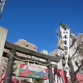 今日は、2月二回目の午の日で、今度は千束稲荷神社の地口行灯を眺めに参るっ!/2/24=旧1/28・壬午