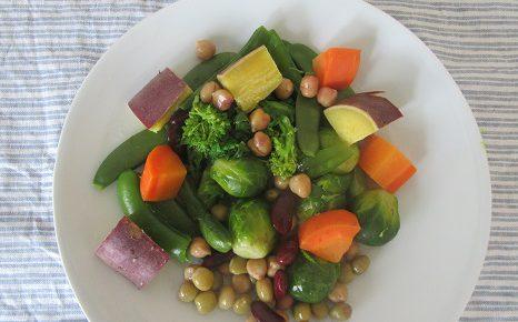 春には苦味、さらには美しい緑野菜。で、「春の皿には、緑も盛れ」となる次第。/3/13=旧2/16・己亥