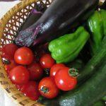 七十二候は「涼風至」に。暦が秋めいてくると、夏野菜が安く美味しくなる…不思議。で買い過ぎました!(^^)!/旧暦6/17・丁卯・満月!