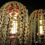 今頃は「雑司ヶ谷」の、ちょっと前に「池上本願寺」の「御会式・万灯行列」。ああ、もちろん例によって中止です😢/旧暦9/1・癸巳