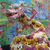 東京で開催中の菊まつりは多数。さあて、どこから攻める?やはり口火は、巣鴨で切るっ!切ったっ!/11/10=旧9/22・辛丑