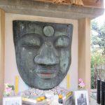 今日は「大仏の日」。由来は奈良東大寺の大仏さまですが、私は、上野の大仏さまへお参りに。/旧暦2/24・辛未