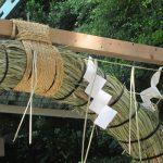 6月晦日は「夏越しの祓い」。今年は駒込天祖神社の野趣あふれる「茅の輪」くぐって、溜まった悪しきものを落とします。/旧暦5/17・癸巳