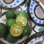 二十四節気は「寒露」に。となれば、すだちにかぼすにetc…秋柑橘のシーズン到来っ!なぜか沖縄産のコレから堪能😊/旧暦8/29・癸酉