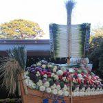 勤労感謝の日のルーツは、新嘗祭。今日のこの日は、秋の実りをカミサマに奉納する一日。/旧暦10/16・己未・満月