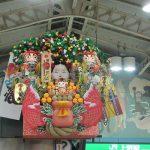 東京の街は、今日が「一の酉」。ああ、もう冬の風物詩「酉の市」の季節に突入です。早っ(◎_◎;)。/旧暦9/24・丁酉・下弦