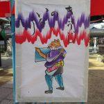 2月3回目の午の日「三の午」も、お稲荷さんのご縁日。千束稲荷神社へ江戸の駄洒落と漫画を眺めにいざ参るっ!/旧暦1/22・甲午・下弦