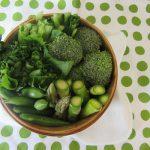 忘れてましたっ!「春の皿の苦味」も「緑」も💦 遅ればせながら「初夏の皿にも緑」…とほぼゴマカシ(;^_^A/旧暦4/26・丁卯