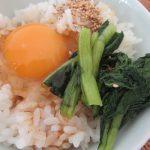今日は「たまごかけごはんの日」。米と卵と醤油だけで美味い「たまごかけごはん」に敬意評し今年も!/旧暦10/3・庚子