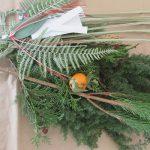 わがご近所は、今日どんど祭。正月飾りを集めて眺めて納め、お焚き上げ、年神様をお送りします。/旧暦12/18・甲寅