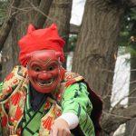 今日は「節分」。今日上空から日本列島見渡せば、あちらの神社こちらの寺社で豆に追われる鬼さんたち多数👹/旧暦1/10・丙子