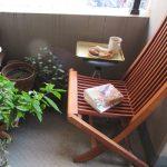 ここしばらくは晴れ続きの良き秋の日。久しぶりに我が家のベランダCAFE「猫の額」オープンしました(*'▽')/旧暦8/20・壬午