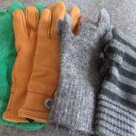 「寒の内」になったら、やはりますます寒っ💦。手袋出しました。手指消毒の日々なんでホントは使いたくない今年なんだけど…(-_-;)/旧暦11/23・甲寅